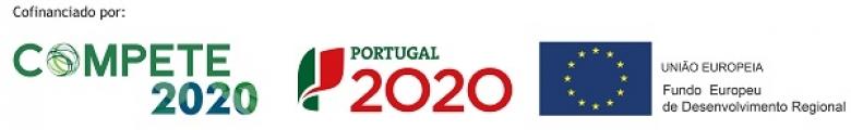Logotipo do Compete2020, Portugal2020, Fundo Social Europeu