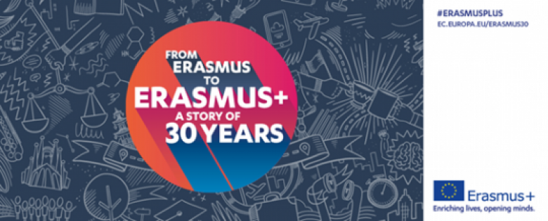 30 anos do Erasmus