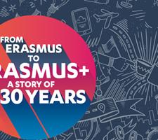 30 anos Erasmus