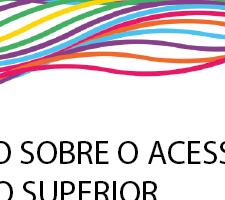 Relatório sobre o acesso ao ensino superior