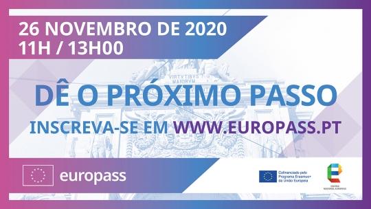 """Seminário """"Lançamento Europass"""""""