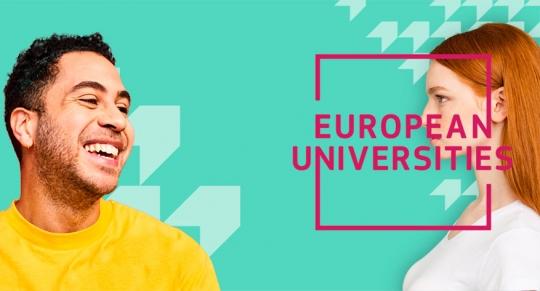 "Iniciativa ""Universidades Europeias"""