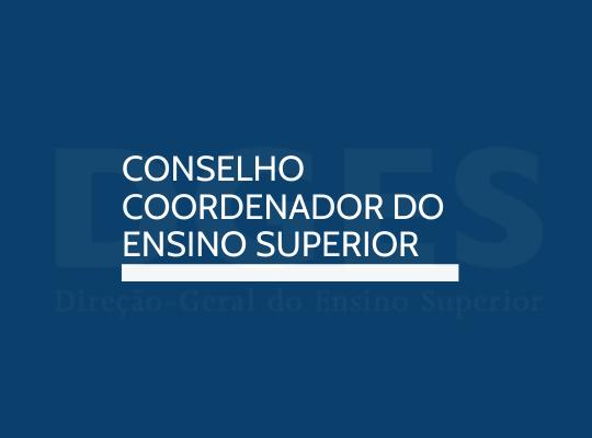 Conselho Coordenador do Ensino Superior